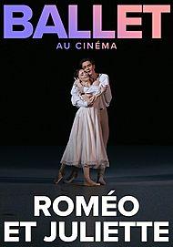 """Movie poster for """"ROMEO AND JULIET- BOLSHOI BALLET 2020"""""""