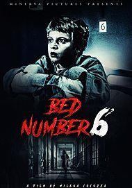 """Movie poster for """"BED NUMBER 6"""""""