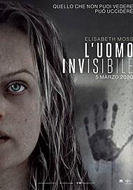 """Movie poster for """"L'UOMO INVISIBILE"""""""