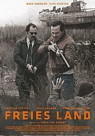 """Movie poster for """"FREIES LAND"""""""
