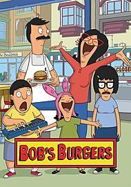 """Movie poster for """"BOB'S BURGERS"""""""
