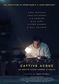 "Movie poster for ""CATTIVE ACQUE"""