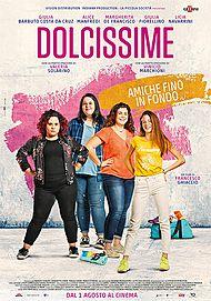 "Movie poster for ""DOLCISSIME"""