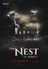 """Movie poster for """"THE NEST - IL NIDO"""""""