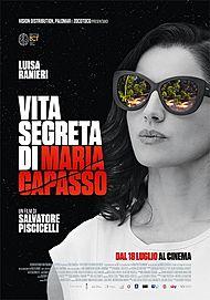 """Movie poster for """"VITA SEGRETA DI MARIA CAPASSO"""""""
