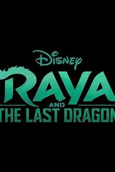 """Movie poster for """"RAYA AND THE LAST DRAGON"""""""