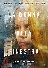 "Movie poster for ""LA DONNA ALLA FINESTRA"""