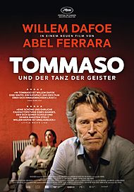 """Movie poster for """"TOMMASO"""""""