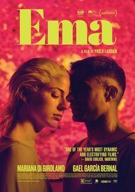 """Movie poster for """"EMA"""""""