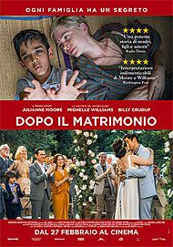 "Movie poster for ""DOPO IL MATRIMONIO"""