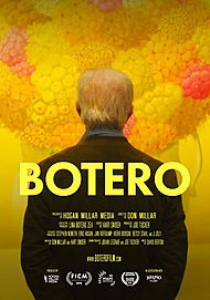"""Movie poster for """"BOTERO"""""""
