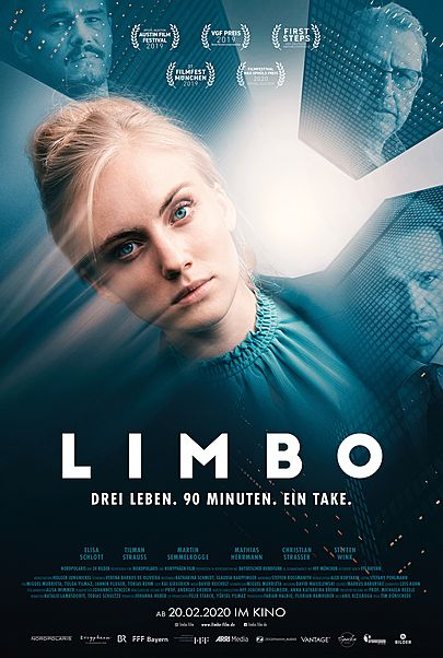 """Movie poster for """"LIMBO"""""""
