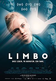"Movie poster for ""LIMBO"""