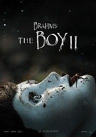 """Filmplakat für """"BRAHMS: THE BOY 2"""""""
