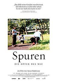"""Movie poster for """"SPUREN - DIE OPFER DES NSU"""""""