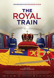 """Filmplakat für """"THE ROYAL TRAIN"""""""