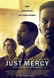 """Filmplakat für """"JUST MERCY"""""""