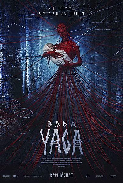 """Filmplakat für """"BABA YAGA"""""""