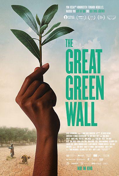 "Filmplakat für ""THE GREAT GREEN WALL"""