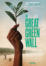 """Movie poster for """"THE GREAT GREEN WALL"""""""