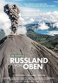 """Filmplakat für """"RUSSLAND VON OBEN"""""""