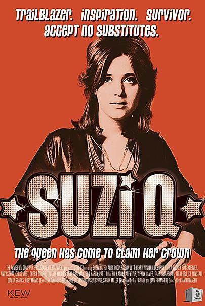 "Filmplakat für ""SUZI Q"""