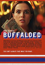"Movie poster for ""BUFFALOED"""
