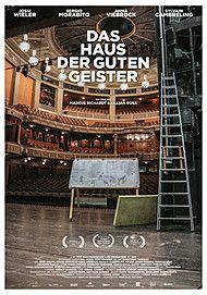 """Filmplakat für """"DAS HAUS DER GUTEN GEISTER"""""""