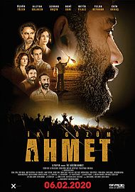 "Movie poster for ""IKI GOEZUEM AHMET"""