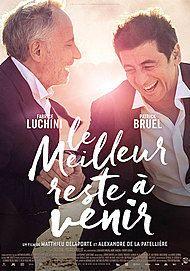 """Movie poster for """"IL MEGLIO DEVE ANCORA VENIRE"""""""