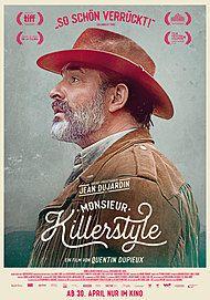 """Filmplakat für """"MONSIEUR KILLERSTYLE"""""""