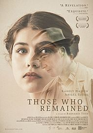 """Movie poster for """"THOSE WHO REMAINED"""""""