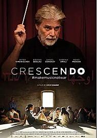 """Movie poster for """"CRESCENDO"""""""
