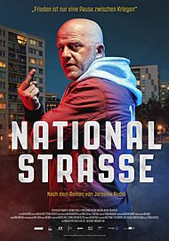 """Movie poster for """"NATIONAL STREET"""""""