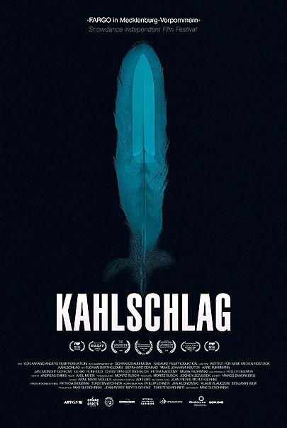 """Filmplakat für """"KAHLSCHLAG"""""""