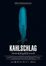 "Movie poster for ""KAHLSCHLAG"""