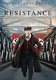 """Movie poster for """"RESISTANCE"""""""