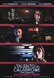 """Movie poster for """"IL TALENTO DEL CALABRONE"""""""