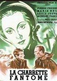 """Movie poster for """"LA CHARETTE FANTOME"""""""