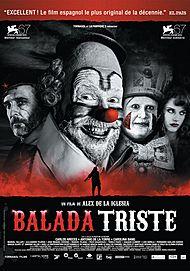 """Movie poster for """"Balada Triste"""""""