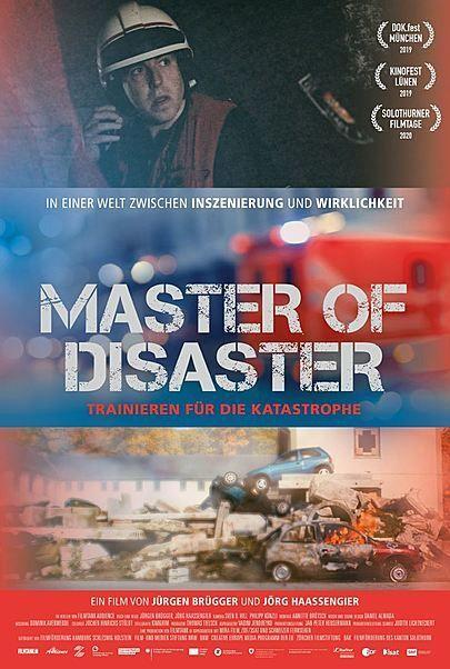 """Filmplakat für """"MASTER OF DISASTER"""""""