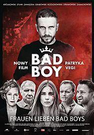 """Filmplakat für """"BAD BOY"""""""