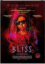 """Filmplakat für """"BLISS"""""""