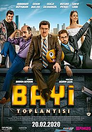 """Movie poster for """"BAYI TOPLANTISI"""""""
