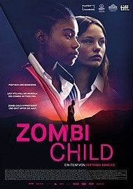 "Movie poster for ""ZOMBI CHILD"""