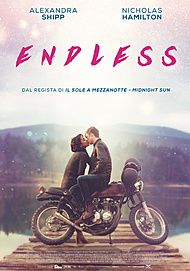 """Movie poster for """"ENDLESS"""""""