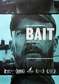 """Movie poster for """"BAIT"""""""
