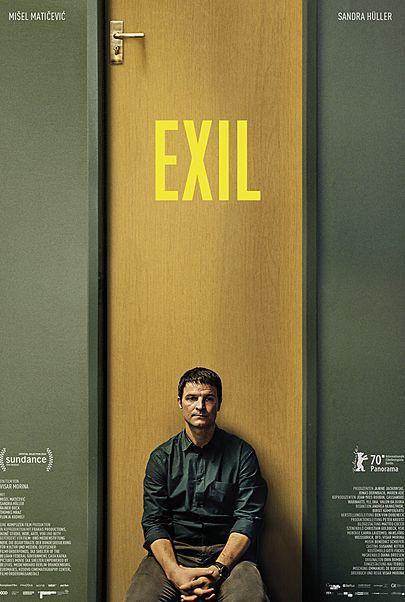"""Filmplakat für """"EXIL"""""""