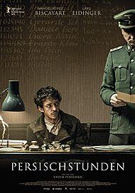 """Filmplakat für """"PERSISCHSTUNDEN"""""""