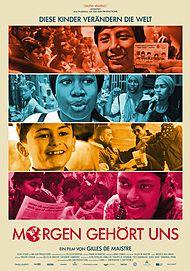 """Movie poster for """"DEMAIN EST A NOUS"""""""